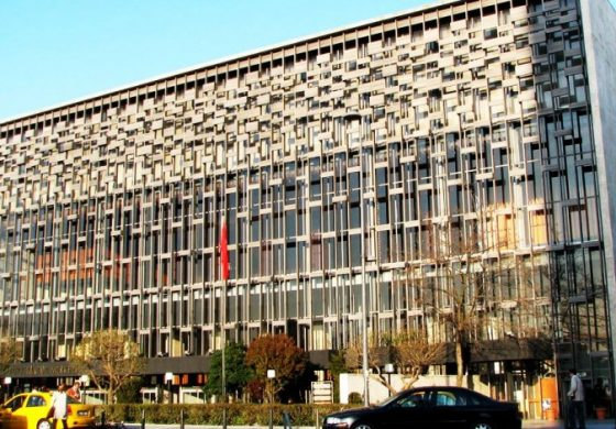 Taksim Atatürk Kültür Merkezi'nde Yıkım Başladı
