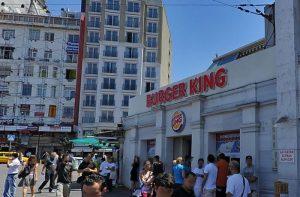 Taksim Burger King