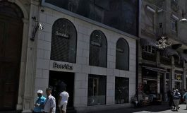 İstiklal Caddesi Bershka Mağazası