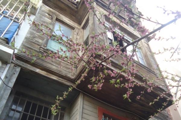 Beyoğlu'nun 150 Yıllık Binaları Yenileniyor