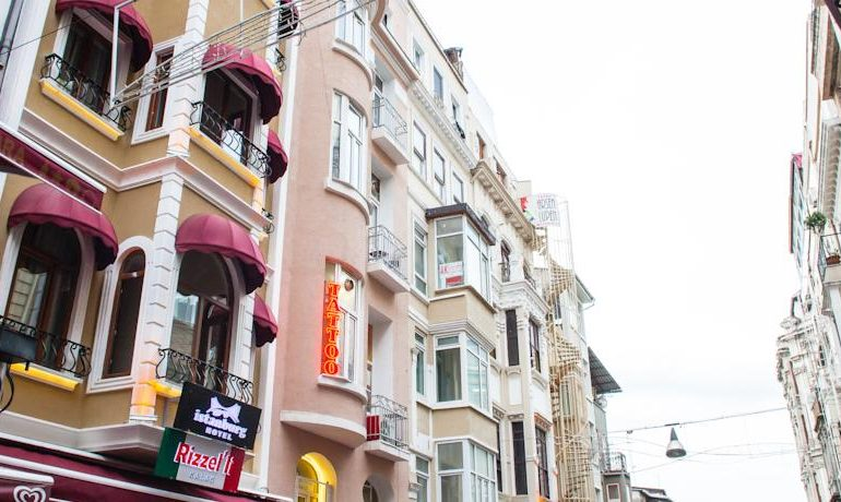 İstanburg Hotel