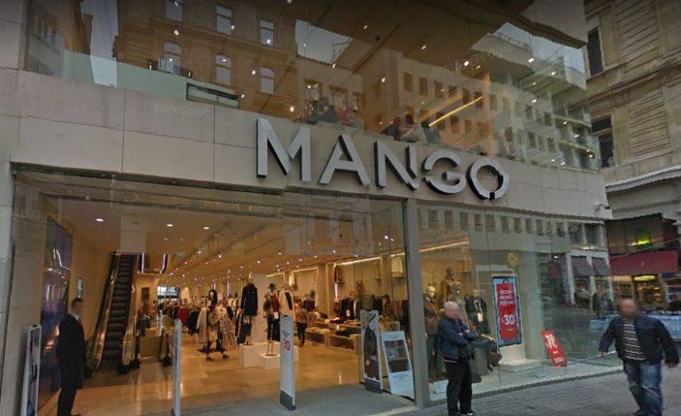 İstiklal Caddesi Mango Mağazası