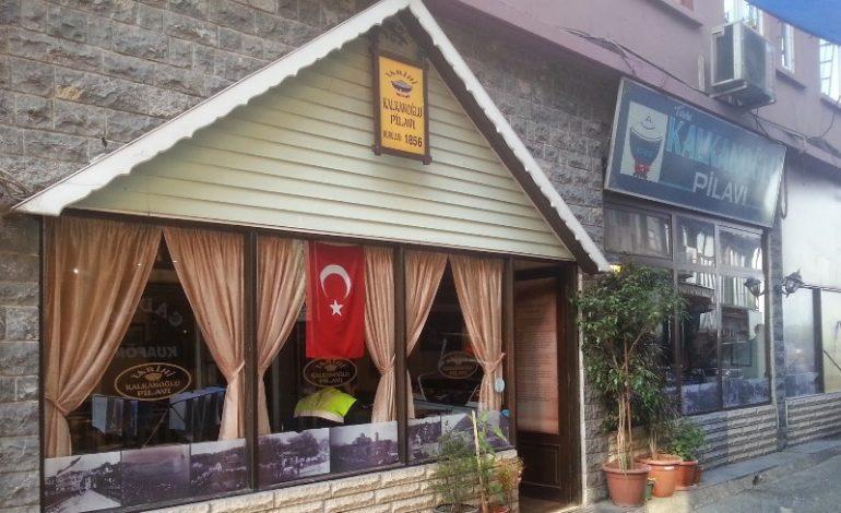 Tarihi Kalkanoğlu Pilavcısı