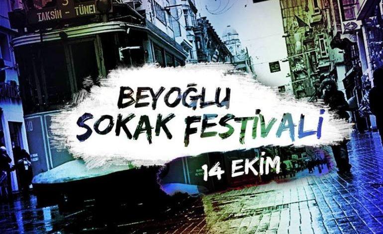 Beyoğlu Sokak Festivali Bugün