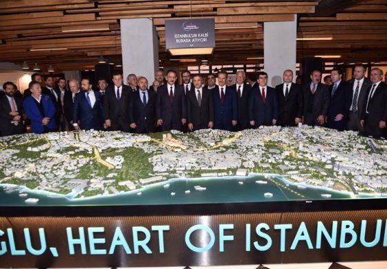 """""""Beyoğlu Büyük Dönüşüm Buluşması"""" başladı"""