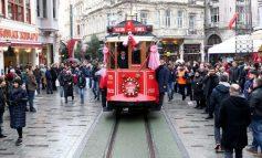Nostaljik Tramvay faaliyete girdi, bir hafta ücretsiz