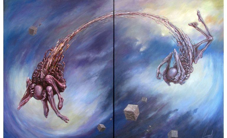 Hemad Javadzade'nin 'Yersiz Zaman' adlı kişisel sergisi Galeri Diani'de!