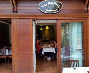 Taj Mahal İndian Restaurant