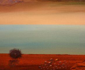 Teoman Südor'un Sonsuzluk' adlı resim sergisi 7 Nisan'dan itibaren Galeri Diani'de!