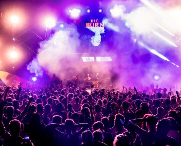 Big Burn İstanbul 3 gün boyunca 30 Bin Müzikseveri Ağırladı!