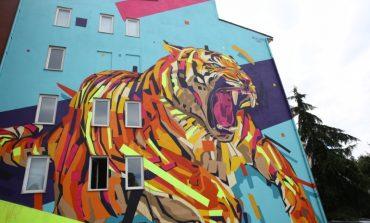 Kadıköy Mural Festivali'nde İkinci Perde