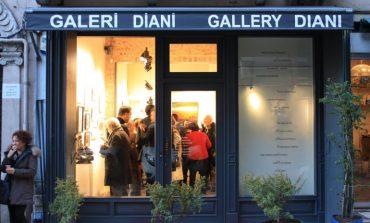 Eve Dönüş Sergisi Galeri Diani'de