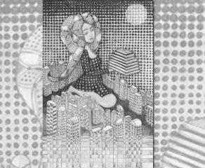 Elif Uras'ın ilk monografisi ile mekana özgü yerleştirmesi Kaynak, 24 Kasım'da sanatseverlerle buluşuyor