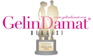 Gelin Damat Dergisi Ödülleri, 2018 Evlilik Sektörünün Enlerini Belirleyecek