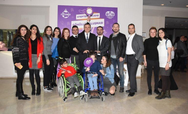 Cerebral Palsy Türkiye, Cerebral Palsy'li çocukların hayatlarına umut olan gönüllüleri ile bir araya geldi