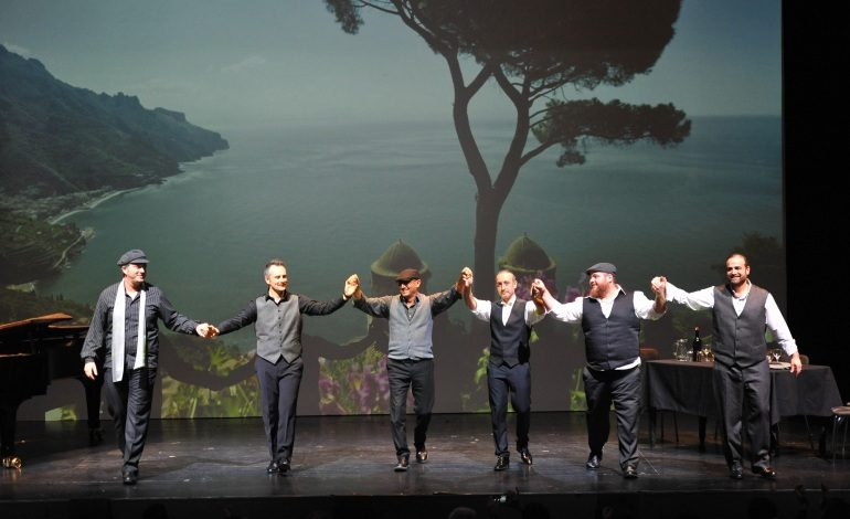 """İstanbul Devlet Opera ve Balesi'nin """"Napoliten Konserleri"""" Zorlu Psm'de Başladı"""