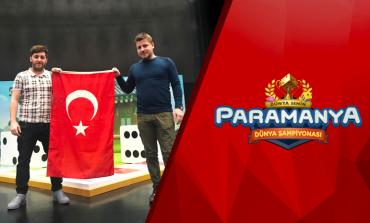 Türk esporcular Paramanya Dünya Şampiyonası'nda yarışacak