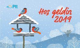 PTT Müşterilerine Yeni Yıl Hediyesi