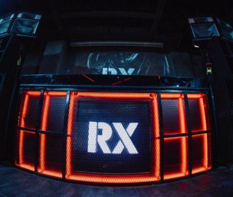 Şehrin Yeni Elektronik Müzik Markası RX, ROXY'de!
