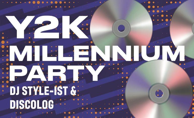 Y2K MILLENNIUM PARTY BABYLON'DA