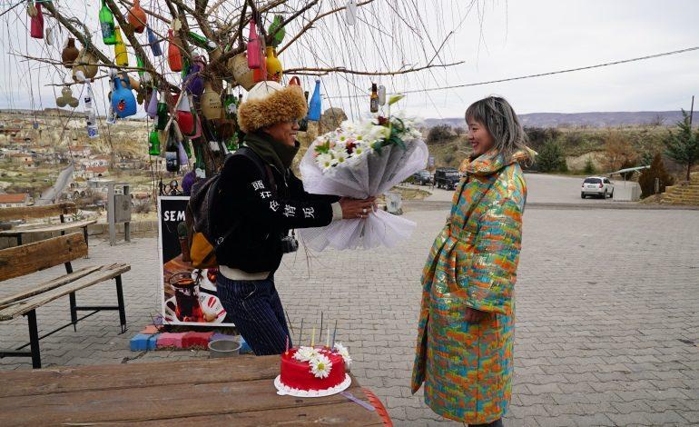 Çinli Fenomen'den Sürpriz Evlenme Teklifi