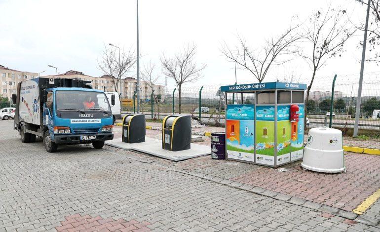 Başakşehir'de hem çevre hem ekonomi kazanıyor