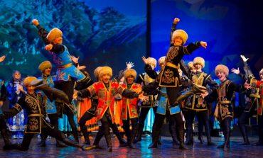 Kafkas Danslarının Dünyadaki En Önemli Temsilcisi Lezginka 25-26 Ocak'ta CRR'de!