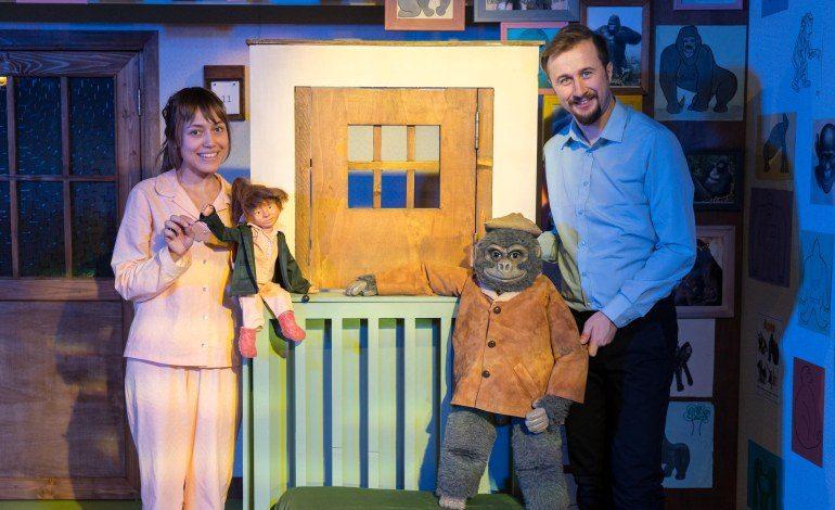 """Akbank Çocuk Tiyatrosu'nun Oyunu """"Goril"""" Devam Ediyor !"""