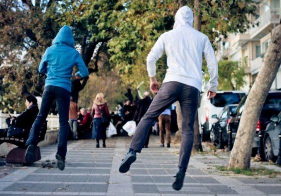 Akbak Sanat'tan Yeni Yılın İlk Dans Gösterisi CompanyRAu -  UNTITLED II