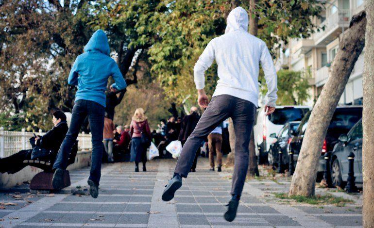 Akbak Sanat'tan Yeni Yılın İlk Dans Gösterisi CompanyRAu –  UNTITLED II