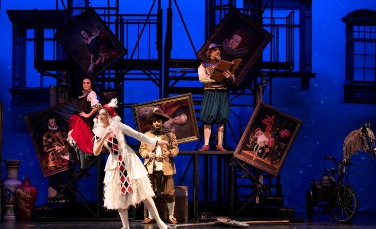 """İstanbul Devlet Opera ve Balesi'nden , Sömestr tatilinde Çocuklara Sürpriz; Çocuk Oyunu """"Gezginci Şövalye"""" ilk kez sahnelendi !"""