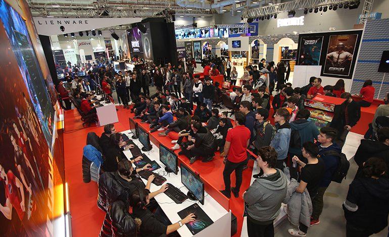 Gaming İstanbul Kapılarını Oyunseverlere Açtı
