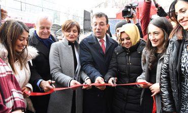 Şişli Mehmet Emin Sungur Kompleksi Açıldı