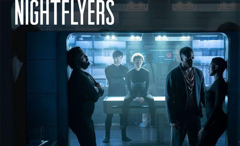 George R. R. Martin'in romanından uyarlanan psikolojik gerilim dizisi Nightflyers 1 Şubat'ta Netflix'te