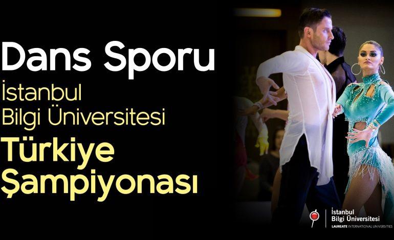Dans Sporu BİLGİ Türkiye Şampiyonası başlıyor