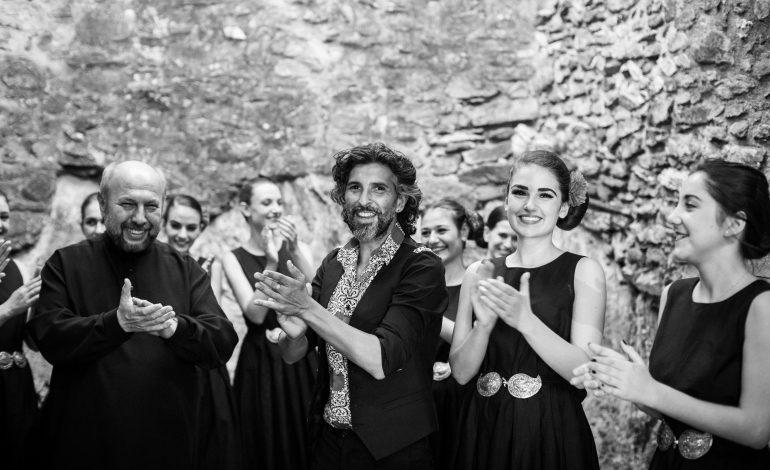 Flamenko Şarkıcısı Arcángel ve Yeni Bulgar Sesleri Korosu Estruna Latin Grammy Ödüllü Al Este del Cante ile CRR'de!