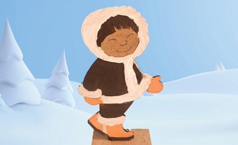"""Çocuklar hafta sonu Trumpland'de """"Eskimo Biblo Atölyesi""""nde buluşacak"""