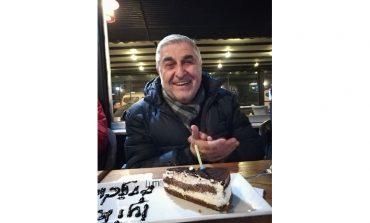 Cihat Tamer'e Sürpriz Doğum Günü