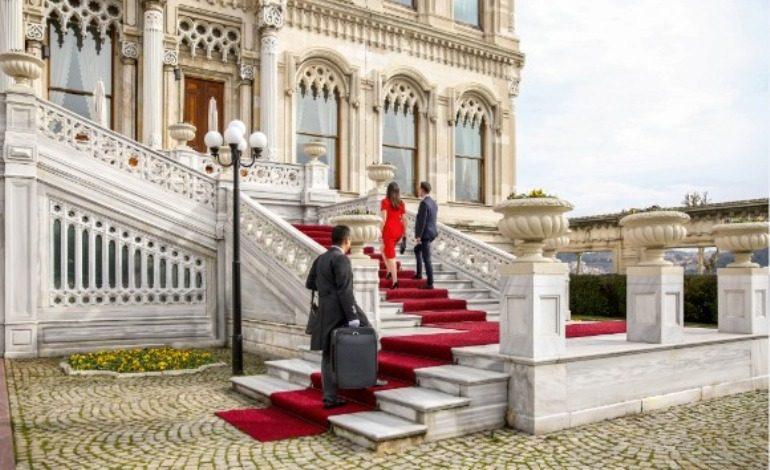 """Çırağan Palace Kempinski'den Türkiye'de ve Avrupa'daki Kempinski Otelleri İçinde Bir İlk: """"Zamansız Check-in ve Check-out"""""""