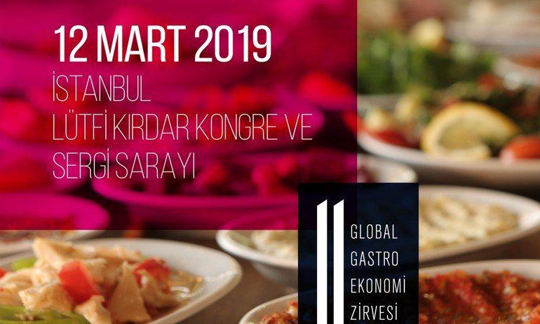 Dünyanın Gözü 'GastroEkonomi'nin Zirvesinde!