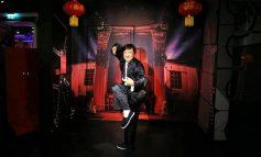 Aksiyon Filmlerinin Efsane İsmi Jackie Chan Madame Tussauds İstanbul'da