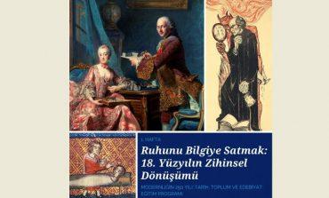 """""""Modernliğin 250 Yılı: Tarih, Toplum ve Edebiyat"""""""