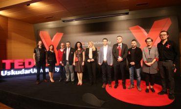 TEDx Uskudar University'de değişen dünya konuşuldu