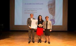 Kadir Has Ödülleri İki Bilim Kadınına Verildi