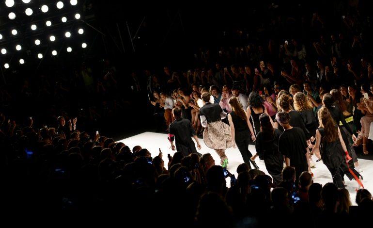 İstanbul Moda Akademisi'nin  genç yetenekleri ikinci kez podyumda