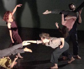 Dans Gösterisi VORTEX Akbank Sanat'ta