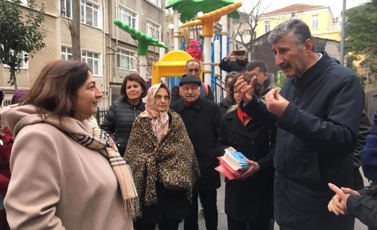 Alper Taş: Her mahalleye kreş açacağız