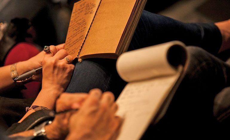 Şair Haydar Ergülen ile Şiir Çalışmaları Atölye Modern'de