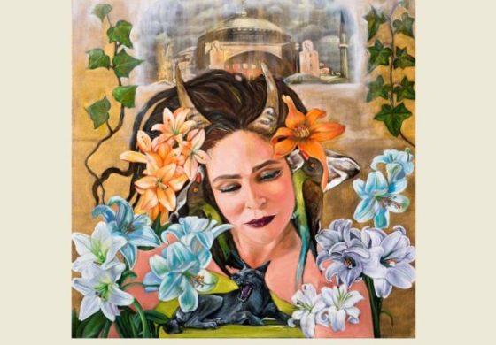 """Sanatçı Nilgün Sabar 'Selfie' Sergisi ile """"İnsanın Kendisiyle Narsistik Buluşması"""" Konusunu Ele Alıyor"""