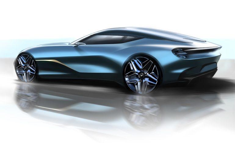 İngiliz Devden Tasarım ve Lüksün Zirvesi 'DBS GT ZAGATO'